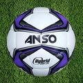 Alta qualidade padrão híbrido da emenda menos futebol bola, bolas de treinamento,