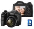 Câmera Semiprofissional  Sony -