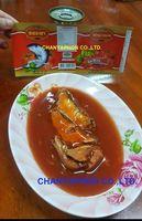 Sardinha enlatada em molho de tomate -