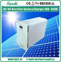 AC-DC natural arrefecimento carregador de bateria 480VDC de módulo retificador poder de comutação -