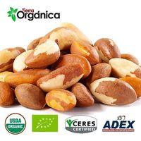 Nozes orgânicas / convencionais do Brasil -