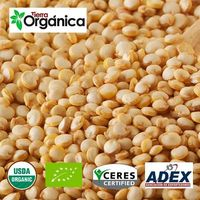 Quinoa orgânica / convencional -