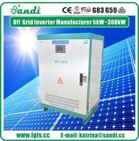 Inversor de onda senoidal de fora da grade de inversor/solar-eólico-gerador de energia nova de 25kW -