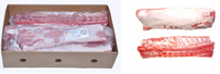 Carne congelada de suíno - Carré -