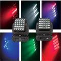 25X10W RGBW controle de pixel in1 LED feixe de luz em movimento da cabeça matriz VS2510 - Produtos de Áudio-Visual
