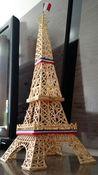 Torre Eiffel de Palito de Fósforo