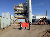 fabricante de mistura asfáltica planta - top 3 fábrica na China