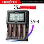 Miboxer C4-14 3 quatro canais um carregador de bateria - MiBoxer Hi-Tech Co., Ltd