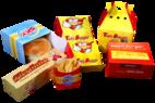 Embalagem para lanches e Fast Food