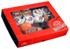 Embalagem para comida japonesa