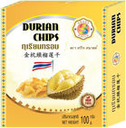 Sorriso doce crocante Durian Snack