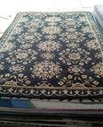 Tapetes de lã mão adornado - A Raju Tailors & Co.