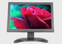 exibição de exibição completo 10,1 polegadas widescreen, resolução 1024 X 600 pixels -
