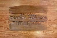 Vietnam cor do cabelo de trama, seda e muito forte -