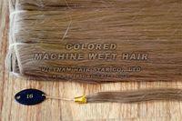 Vietnam cor do cabelo de trama, muito seda e Mechas forte -