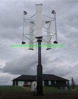 10kW Vertical turbina eólica de eixo -