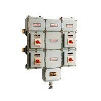 BXD (M) Série de potência (iluminação) Caixas de distribuição à prova de explosão -