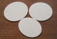 Polpa de madeira de algodão, esponja de lavar o rosto -