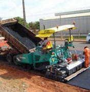 Pavers e usinas de asfalto -