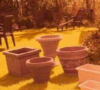 Casa e Jardim Produtos decorativos (Plantadores de Caixas, Urnas, etc) -