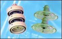 Isoladores de transmissão -