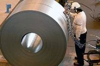 Aço carbono plano -