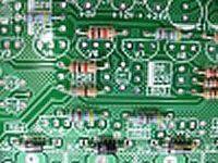 PTH eletrônico / placas de circuito -