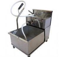 Equipamentos de filtragem de óleo de fritura e gordura -