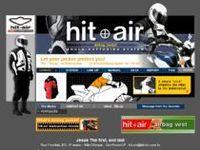 Hit Air Jacket motocicleta de protecção -