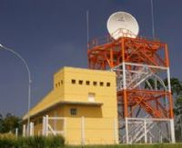 Radar meteorológico Doppler, S-Band -