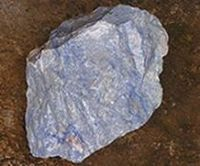Quartzo Azul -