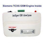 GSM Sistema de alarme (Siemens TC35i Módulo GSM dentro), S3526 -