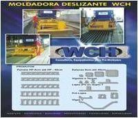 Moldadora Deslizante WCH -