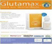 GLUTAMAX - SUPLEMENTO VITAMÍNICO AMINOÁCIDO COM TAURINA -