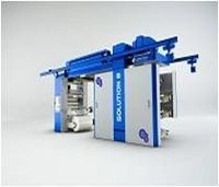 Impressora Flexográfica Solution 4,6 e 8 cores -