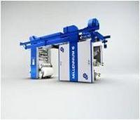 Impressora Flexográfica Millennium 4, 6 e 8 cores -