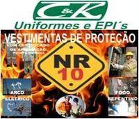 UNIFORMES NR10 -