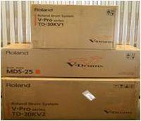Bateria Eletrônica V Pro-  Roland Td-30Kv-S----3300$ -