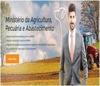 M.A.P.A. (Ministério da Agricultura, Pecuária e Abastecimento) -