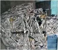Sucatas de metais ferrosos e não ferrosos e perfil em alumínio para construção civil -