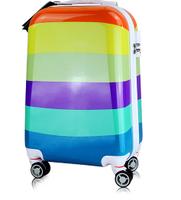Mala Colorida para Viagens -