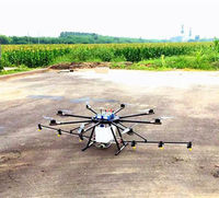 Agricultura/pesticida pulverizando Drone -