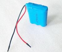 Conjunto de Baterias de Lítio - 3C digitais 18650 11.1V2200mAh -