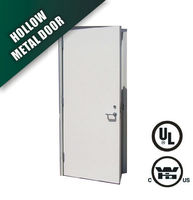 hollow metal door -