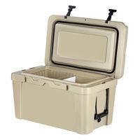 Caixa de gelo de geladeira de incubadora de 45L -