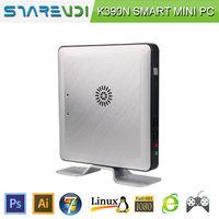 Verde mini-pc thin client K390N 1037U ficar sozinho usb2.0 computador desktop * 8 HDMI -