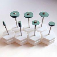 PH Dental diamante cerâmica mós para zircônia (7 tipos) -