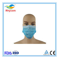 Máscara médico cirúrgica TNT -