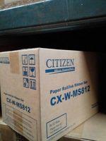 Conjunto de fita de tinta para rolo de papel da marca CITIZEN  -