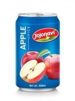 A Apple alumínio suco pode -